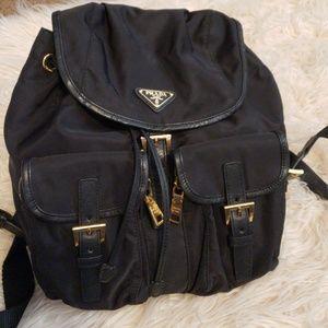 PRADA Saffino Nylon backpack